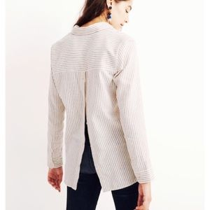 Madewell • classic ex boyfriend shirt